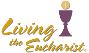 Living the Eucharist Logo